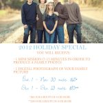 Our 2012 Holiday Special!