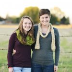 Maddie + Gracie: Sisters! Gilroy, California Family Photography