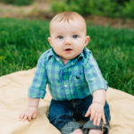 Gilroy Family Photography – Ian is 6 months old!